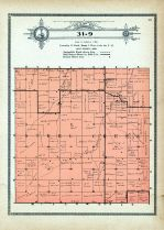 Township 31 Range 9, Steel Creek, Holt County 1915
